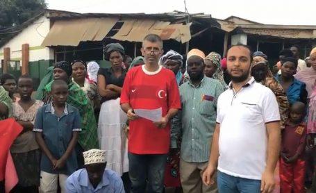 Tomarzalılar Vakfı'nın Nafile Kurban Faaliyeti