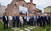 Mustafa Demir'den Vakfımıza Ziyaret