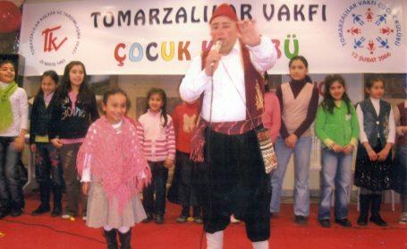 Tomarzalılar Vakfı'nın Düzenlediği Çocuk Şenliği